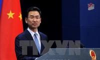 中国和日本对美国与朝鲜关系的积极进展表示欢迎