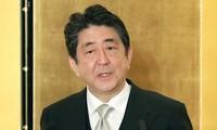 日本首相安倍晋三内阁的支持率小幅回升