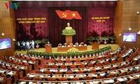 越共12届7中全会有关各级干部队伍建设的决议