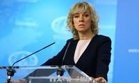 俄罗斯反对美国单方面对伊朗实施制裁