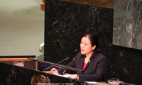 越南被推荐为联合国安理会非常任理事国候选人