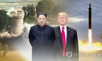 美国愿随时与朝鲜举行首脑会晤