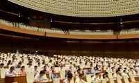 越南十四届国会五次会议讨论国有资本和资产管理与使用问题