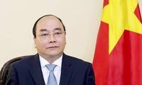 阮春福:让七国集团有机会成为越南可再生能源领域的战略投资者