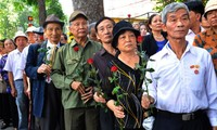 Estratos sociales rinden homenaje póstumo al general Vo Nguyen Giap