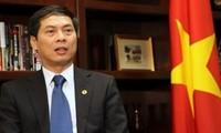 Verstärkung der Beziehungen zwischen Vietnam und den USA