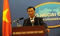 Vietnam begrüßt Zusammenarbeit bei Erdölförderung im Ostmeer