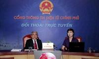 Umweltminister führt Online-Dialog