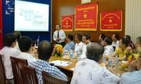 Diskussion über die Entwicklung von Windstrom in Vietnam
