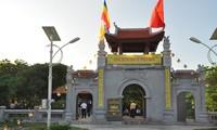 Mönch Thich Giac Nghia auf den Spratlyinseln
