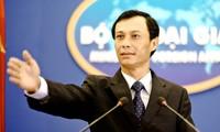 Erklärung des vietnamesischen Außenamtssprechers zum Seegesetz