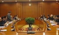 Sitzung des Zentraltheorierats