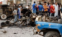 Bombenanschläge in Bagdad verursachen große Menschenschäden