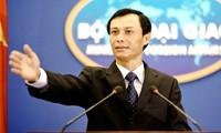 Vietnam protestiert gegen Chinas Erteilung der Aufenthaltserlaubnis im vietnamesischen Hoang Sa