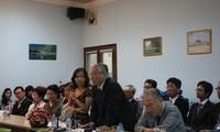 Treffen zur Handelsförderung Vietnams und Japans