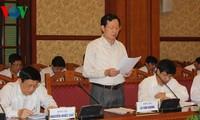 KPV-Generalsekretär Nguyen Phu Trong besucht Lai Chau