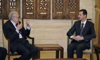 Syriens Präsident: Friedensverhandlungen gemeinsam mit Stopp der Unterstützung für Aufständische