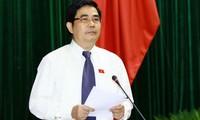 Landwirtschaftsminister stellt sich Fragestunde im Parlament