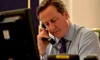Britischer Premierminister telefoniert mit Irans Präsident