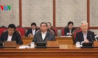Politbüro zur Umsetzung des Parteibeschlusses über Landwirtschaft und Bauern