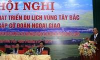 Konferenz zur Kooperation im Tourismus im Nordwesten und Treffen der Diplomaten-Delegation