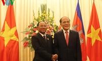Entwicklung der umfassenden Zusammenarbeit zwischen Vietnam und Kambodscha