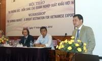 Vietnam kann Waren über Deutschland in die EU exportieren