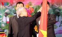 KPV-Generalsekretär beteiligt sich am 65. Traditionstag der Politikakademie Ho Chi Minh