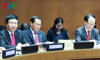 Aktivitäten des Vizepremier- und Außenministers Pham Binh Minh bei der UNO-Vollversammlung