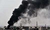 USA fliegen neue Luftangriffe auf den IS im Irak und Syrien
