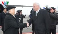 Traditionelle Beziehungen zwischen Vietnam und Weißrussland verstärkt