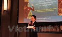 Das Geschäft von Vietnam Airlines läuft effektiv in Deutschland