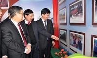 Handels- und Tourismusmesse an der Grenze Vietnam-China