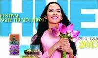 Hue Festival 2015 der traditionellen Berufe wird Ende April,  Anfang Mai stattfinden