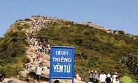 Landschaftskomplex Yen Tu steht auf der Kandidatenliste des UNESCO-Welterbes