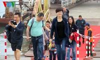 Quang Ninh empfängt 2500 Kreuzfahrtgäste zum Neujahr