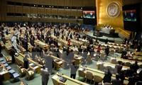 UN-Vollversammlung diskutiert Kriminalität weltweit