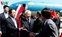 Beziehungen zwischen Vietnam und China entwickeln