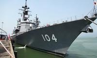 Vietnamesische und japanische Marine verstärken die Zusammenarbeit