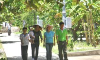 Das neue Leben im Inselkreis Truong Sa in Khanh Hoa