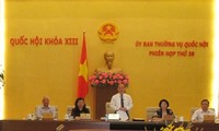 Ständiger Parlamentsausschuss beginnt seine 38. Sitzung