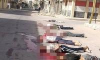 IS tötet hunderte syrische Zivilisten