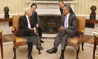 20 Jahre der Beziehungen zwischen Vietnam und den USA: kurze Strecke, langer Schritt