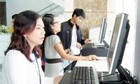 Verstärkung der Anwendung von Informationstechnologie im öffentlichen Dienstleistungsbereich
