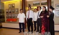Gedenkstätte des Sekretariats des Parlaments in Tuyen Quang an die Provinz übergeben