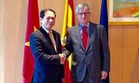 Vizeaußenminister Bui Thanh Son leitet politische Konsultation in Spanien