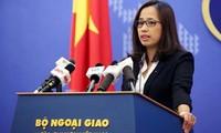 Vietnam protestiert gegen Ausbau auf den Steininseln und Riffen in Hoang Sa und Truong Sa