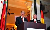 Strategische Partnerschaft zwischen Vietnam und Deutschland verstärkt
