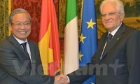 Vietnam-Italien-Beziehungen verstärken