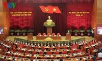 Abschluss der 12. Sitzung des KPV-Zentralkomitees